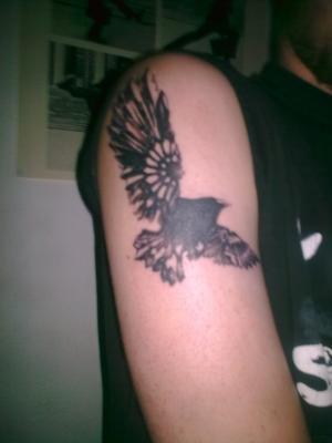 Raven Tattoo - Pixel2Life Forum