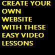 easily create a website