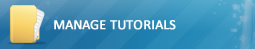 Manage your Tutorials